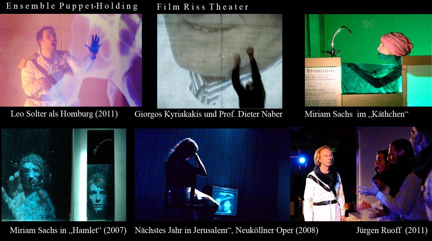 puppet-Filmriss